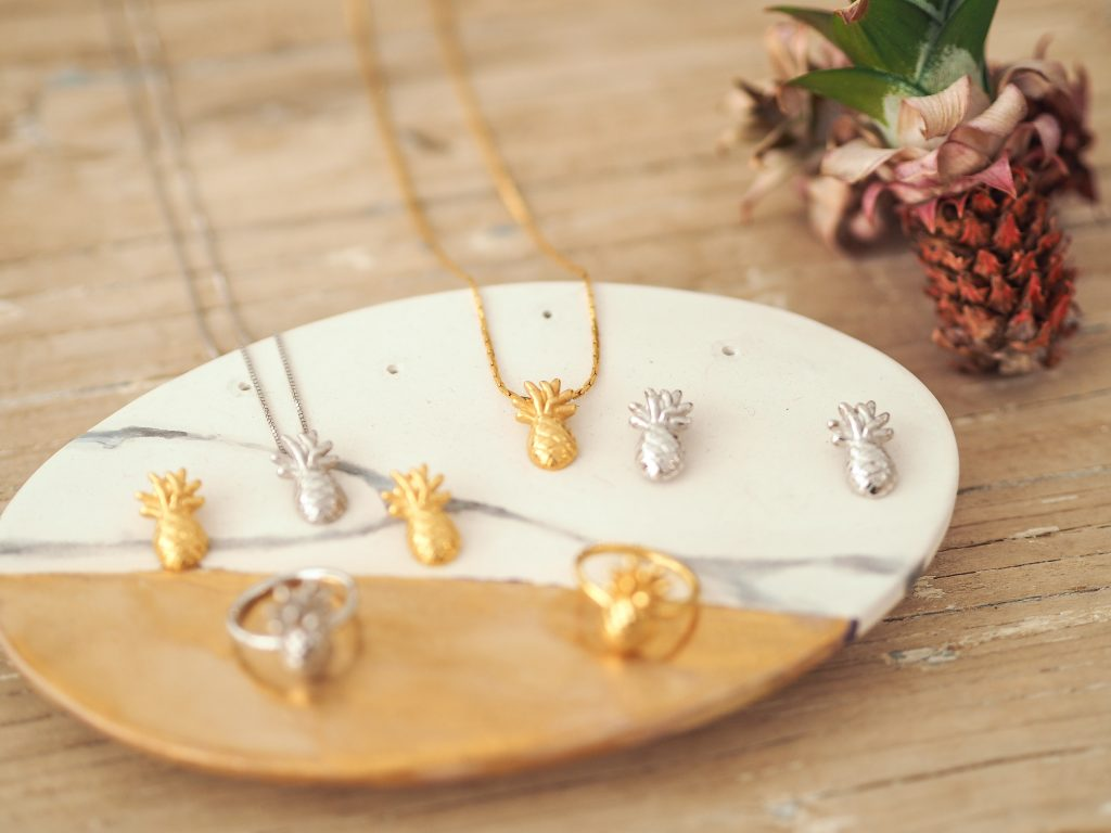 Bakari Piña Jewelry Collection