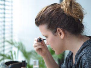 daily organic makeup routine